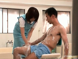 Gorgeous nurses obtain unpredictable intensify when sick part5