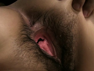 Lusty Japanese babe cums while animalistic drilled hard