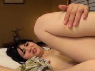 Remarkable japanese girlie Erina Nagasawa enjoys a big prick