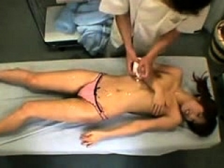 Massage Asian girl masturbation orgasm cams