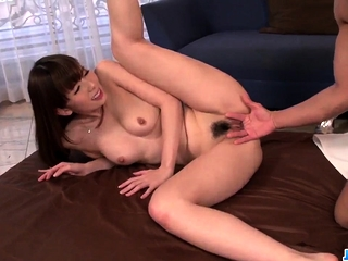 Amateur wife, Yui Hatano, superintend - More at JavHD.net