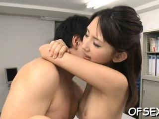 Curvaceous idol Rumi Kamida gets fucked roughly