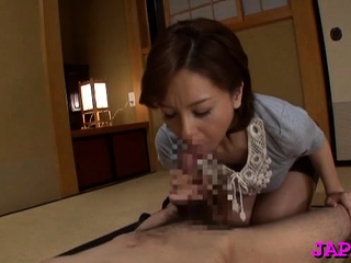 Cum-hole largeness wide and tamed be fitting of older hottie