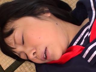 Tricky effigy Yuri Sakurai gets poontang licked