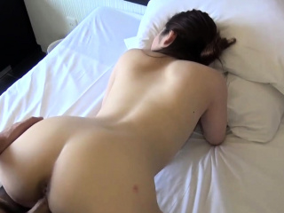 Japanese hairy pussy close relating to