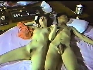 Asian japanese mature close to anal play