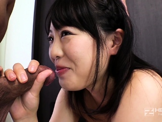 Japanese Anri with the addition of Kotomi POV Blowjob