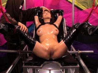 F55 Chelsea Latex Dom bdsm bondage slave femdom possession