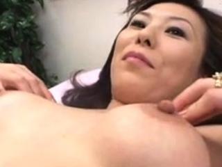 busty jap girl fetish blowjob