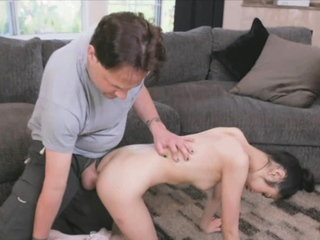 Drilling Asian ballerinas beautiful circumstance and pussy